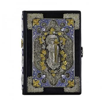 Библия (кожа)(скань)