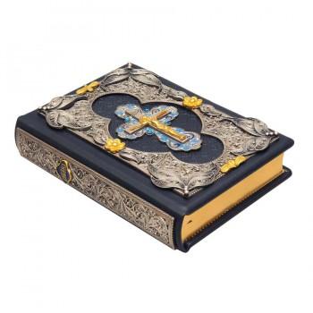 Библия (скань с зол. обрезом) (2)