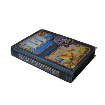 Парусные яхты. История и современность. (Автор Франко Джорджетти) (2)-900x900