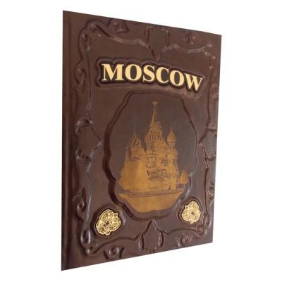 Москва на английском языке 1(2)