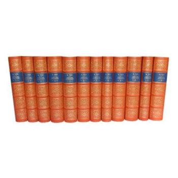 Марк Твен. Собрание сочинений в 12 томах.